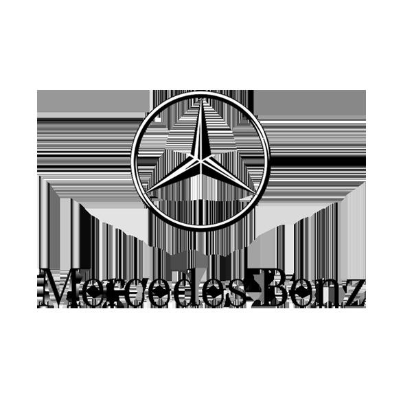 Mercedes Bez logo square